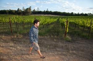 Winemaker Josh Orman
